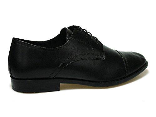 Red Tape Fane - Zapatos de cordones de Piel para hombre Marrón marrón iNwVHvLn4L