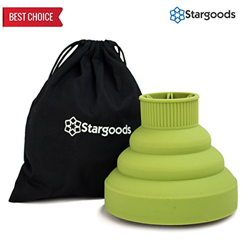 Stargoods Silicone Dryer Diffuser Green product image