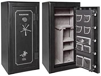 Winchester cajas fuertes legado 26 pistola caja fuerte, Cerradura ...