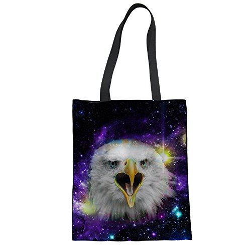 Showudesigns  CC3196Z22, Tote da viaggio  Donna eagle 2