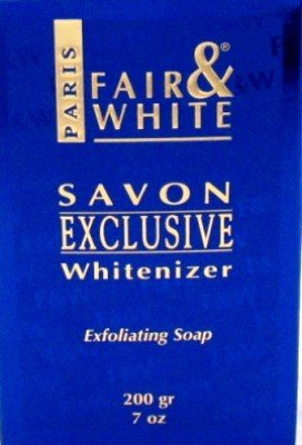 [Fair & White Savon Exclusive Whitenizer 7 oz. (exfoliating)] (Exclusive Whitenizer Gel)