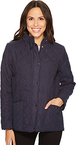 Quilted Barn Jacket - 1