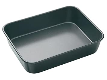 "MasterClass Non-Stick Deep Large Roasting Tin, 39 x 28 cm (15.5"" x 11"")"