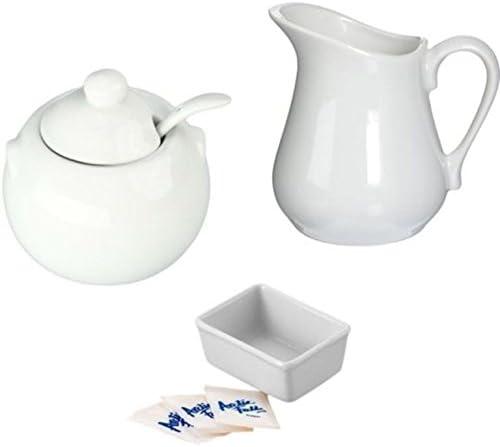 Amazon.com: BIA Cordon Bleu Porcelana Color blanco crema y ...
