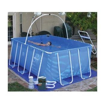 Amazon Com Ipool Above Ground Exercise Swimming Pool