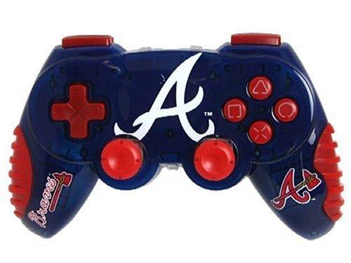 Playstation 2 MLB Atlanta Braves Pad Controller ()