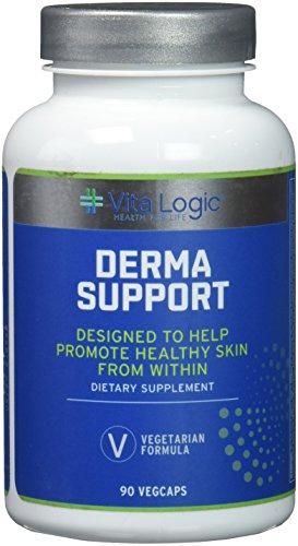 Vita Logic Derma Support, 90 Count