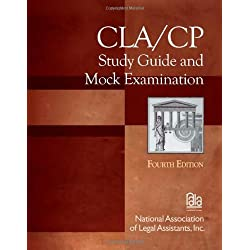 CLA/CP Study Guide and Mock Examination (Test Preparation)