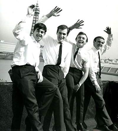 bucraft Gerry en de PACEMAKERS Britse Muziekgroep8X10 Publiciteitsfoto FB737