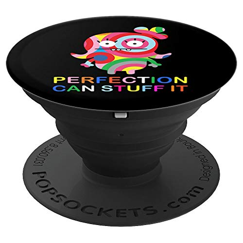 Uglydoll Pop - UglyDolls Moxy Perfection Can Stuff It - PopSockets Grip and Stand for Phones and Tablets