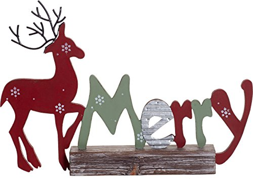 Festive Holiday Standing Christmas Decoration product image