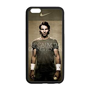 iPhone 6 Plus Case, [Nadal] iPhone 6 Plus (5.5) Case Custom Durable Case Cover for iPhone6 TPU case(Laser Technology)
