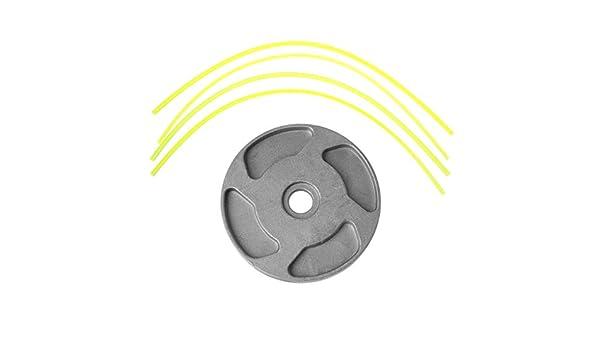 Catyrre A-2 - Cabezal universal de aleación de aluminio para ...