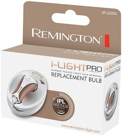Remington SP-6000SB - Lámpara de recambio para depiladora de luz ...