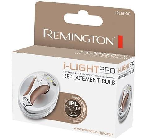 Remington i-Light Pro - Depiladora de luz pulsada para cara y ...