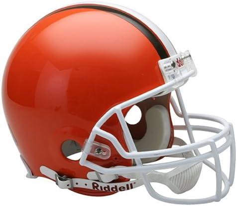 NFL Cleveland Browns Full Size Proline VSR4 Football Helmet