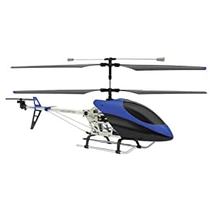 World Tech Toys Sky Bolt R/C Helicopter with Mini Tool Box (fs)