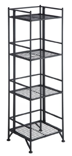 Convenience Concepts Designs2Go X-Tra Storage 4-Tier Folding