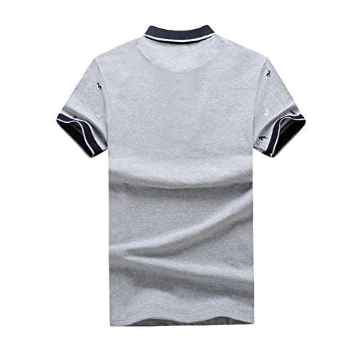 GladiolusA Polo Para Hombre Polo De Manga Corta Casual Camisas Polo Camisetas SOIT9DE