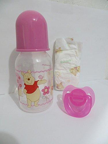 Customized 5oz Bottle DIY Kit for Baby Alive Super Snackin L