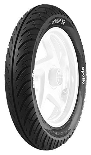 Apollo Actizip S2 90/90-12 Tubeless Bike Tyre, Front or Rear