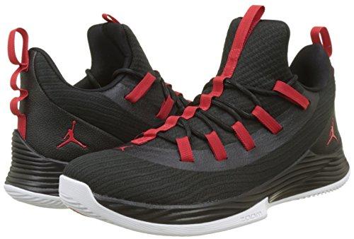 Haut black Femme 001 Pure university À Red Nike Manches Courtes white Noir U5qT5Fw