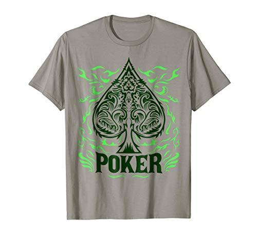 Badge Billet (poker t-shirts for men and woman)