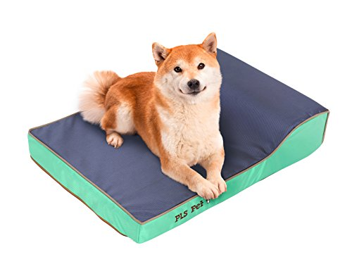 [New] PLS Birdsong Heavy Duty Dog Bed, Firm Orthopedic Dog Bed, Water Resistant Dog Bed, Dog Beds with Removable Cover