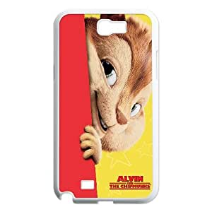 Alvin and the Chipmunks Samsung Galaxy N2 7100 Cell Phone Case White SUJ8447518
