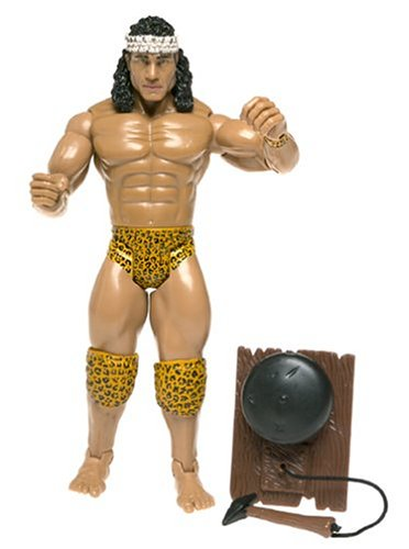 Wwe Classic Series 3 Jimmy Superfly Snuka Wrestling Figure