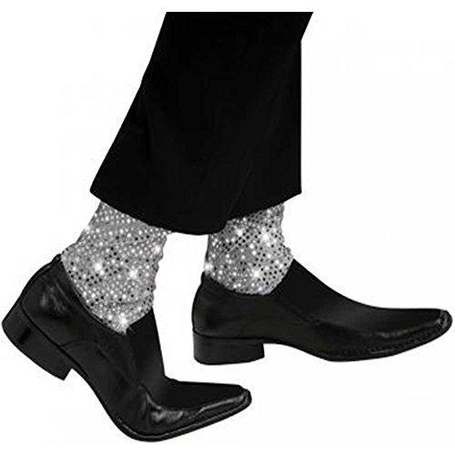 Michael Jackson Sparkle Stirrup Socks Child