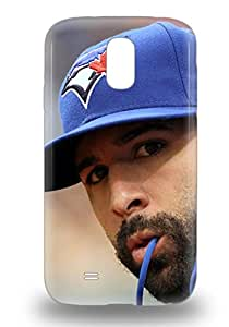 Galaxy S4 Well Designed Hard 3D PC Case Cover MLB Toronto Blue Jays Jose Bautista #19 Protector ( Custom Picture iPhone 6, iPhone 6 PLUS, iPhone 5, iPhone 5S, iPhone 5C, iPhone 4, iPhone 4S,Galaxy S6,Galaxy S5,Galaxy S4,Galaxy S3,Note 3,iPad Mini-Mini 2,iPad Air )