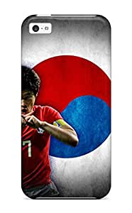NfDHiDe1181WojzX Tpu Phone Case With Fashionable Look For Iphone 5c - Park Ji-sung