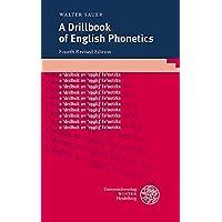 A Drillbook of English Phonetics (Sprachwissenschaftliche Studienbücher)