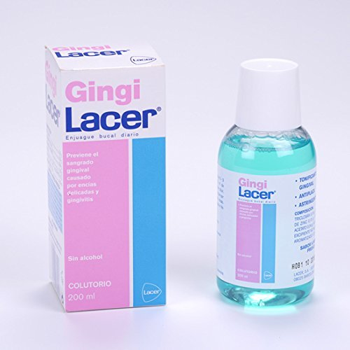 Beauty : Lacer Gingilacer Col.200 Ml. (Fa) by Lacer