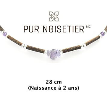 Bracelet noisetier bebe