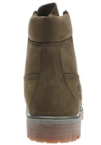 Premium Timberland Verde Donna Classici Oliva Bj9 6in Stivali Boot BAHFqwz