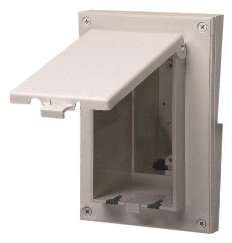 Arlington DBVR151W 1 Vertical Electrical Weatherproof