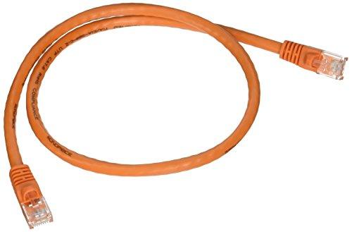 Monoprice 2-Feet 24AWG Cat6 550MHz UTP Ethernet Bare Copper