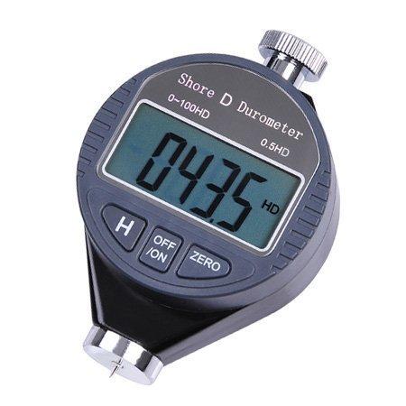 Shore D Durometer Scale Digital Hardness Tester Portable Pocket Size Meter