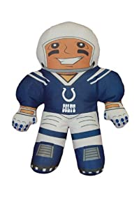 "Indianapolis Colts 21"" NFL Football Rush Zone Player Pillow"
