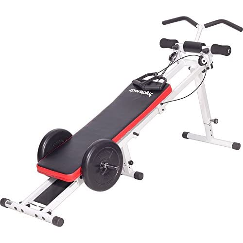 Sportplus Sp Tg 001 Banc De Musculationappareil à Charge Guidée