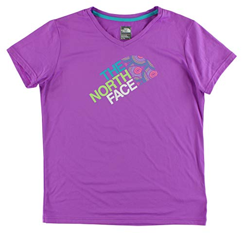 (The North Face Girls Short Sleeve Reaxion Tee (S))