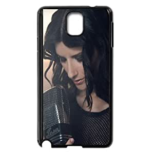 Samsung Galaxy Note 3 Cell Phone Case Black_he01 laura pausini pop singer music Lsedc
