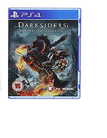Darksiders: Warmastered Edition (PS4): Amazon co uk: PC