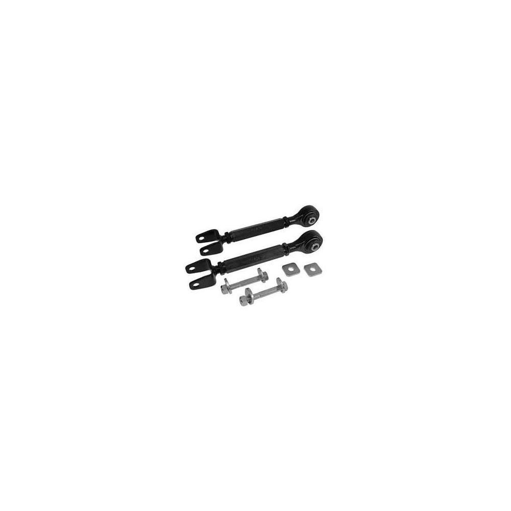 SPC Performance 03-08 Nissan 350Z/03-07 Infiniti G35 Rear Adjstbl Camber Arms w/Toe CamsAndLock Plates (72052)