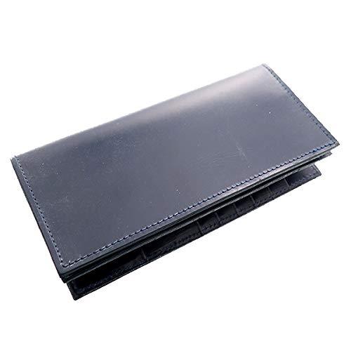 グレンロイヤル GLEN ROYAL 長財布 メンズ レディース 03-5605DBL ダークブルー 財布小物 財布 短財布 mirai1-564078-ah [並行輸入品] [簡素パッケージ品] B07K2CFQDN