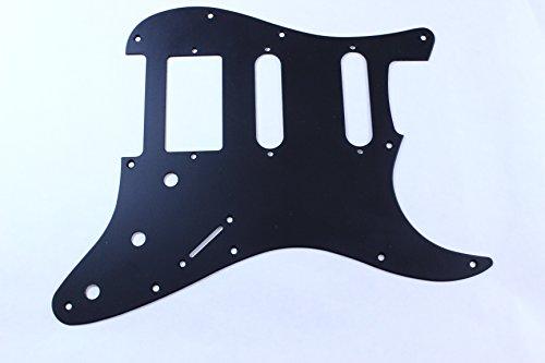 rd- Matte Black Anodized- Fits Fender Strat Stratocaster ()