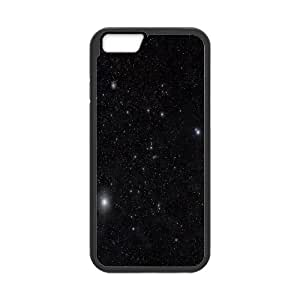 Iphone 6 Case, constellation ursa major Case for Iphone 6 4.7 screen Black tcj564491 tomchasejerry