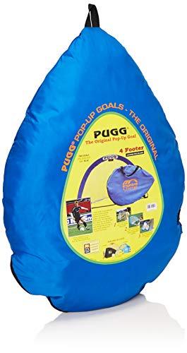 PUGG 4 Foot Portable Training Goal Set. (Two Goals & a Bag)
